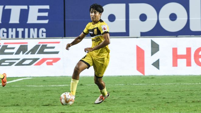 ISL 2020-21: Hitesh Sharma signs two-year extension with Hyderabad FC