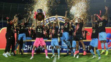 ISL 2020-21: Mumbai City FC win maiden ISL trophy after beating ATK Mohun Bagan