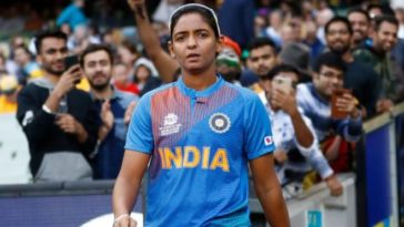 India Women's T20I captain Harmanpreet Kaur tests positive for COVID-19