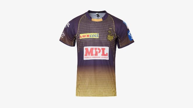 Kolkata Knight Riders IPL 2021 Jersey