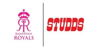 Rajasthan Royals sign Studds as an associate sponsor for IPL 2021 and IPL 2022