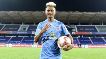 Bipin Singh pens contract extension with Mumbai City FC until 2025