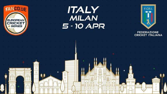 ECS T10 Milan 2021 Points Table: ECS Italy, Milan 2021 Standings
