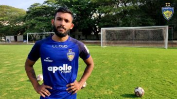 Edwin Sydney sign new multi-year contract with Chennaiyin FC