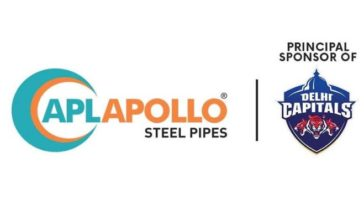 IPL 2021: APL Apollo continues its association with Delhi Capitals as Principal Sponsor for the 3rd time