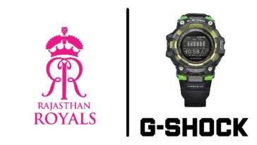 IPL 2021: Casio G-Shock becomes Official Toughness Partner for Rajasthan Royals