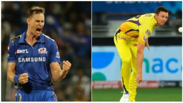 IPL 2021: Chennai Super Kings sign Jason Behrendorff as Josh Hazlewood replacement