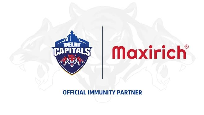 IPL 2021: Delhi Capitals sign Cipla Health's Maxirich as Official Immunity Partner