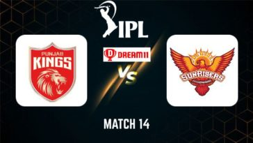 IPL 2021 Match 14 PBKS vs SRH Dream11 Prediction, Fantasy Cricket Tips, Playing XI and Top Picks