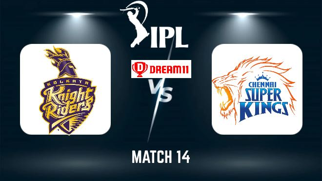 IPL 2021 Match 15 KKR vs CSK Dream11 Prediction, Fantasy Cricket Tips, Playing XI and Top Picks