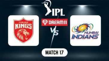IPL 2021 Match 17 PBKS vs MI Dream11 Prediction, Fantasy Cricket Tips, Playing XI and Top Picks