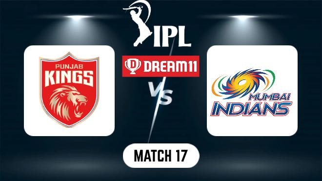 IPL 2021 Match 17 PBKS vs MI Dream11 Prediction, Fantasy Cricket Tips, Playing XI and Top Picks