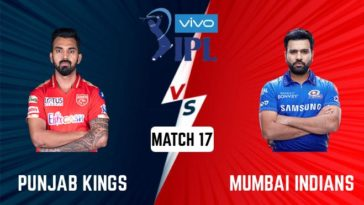 IPL 2021 Match 17 PBKS vs MI Match Preview, Head to Head and Playing XI