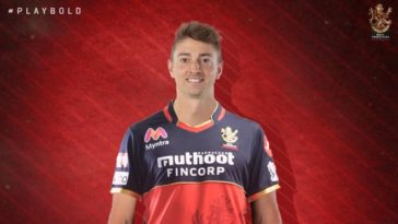 IPL 2021: Royal Challengers Bangalore all-rounder Daniel Sams test positive for COVID-19