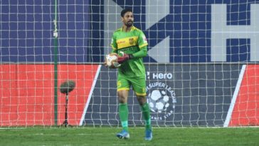 ISL: Experienced goalkeeper Laxmikant Kattimani sign a one-year extension with Hyderabad FC