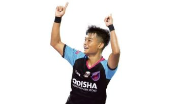 ISL: Jerry Mawihmingthanga sign a long term contract extension with Odisha FC