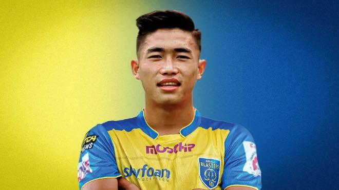 ISL: Kerala Blasters sign young defender Hormipam Ruivah