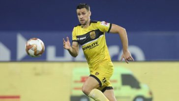 Joel Chianese sign a one-year extension with Hyderabad FC