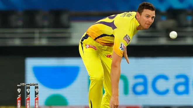 Josh Hazlewood withdraws from IPL 2021