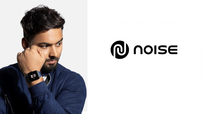 Noise appoints Rishabh Pant as its brand ambassador for the smartwatch category