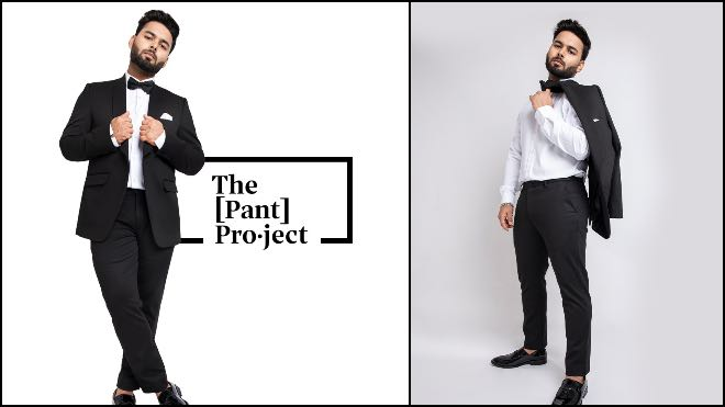 The Pant Project signs cricketer Rishabh Pant for The PanT20 collection