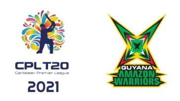 CPL 2021: Guyana Amazon Warriors retain 11 players; release captain Chris Green