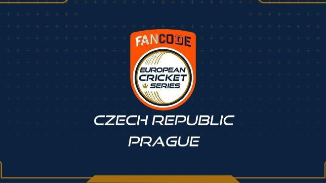 ECS T10 Prague 2021 Points Table: ECS Czech Republic Prague 2021 Standings