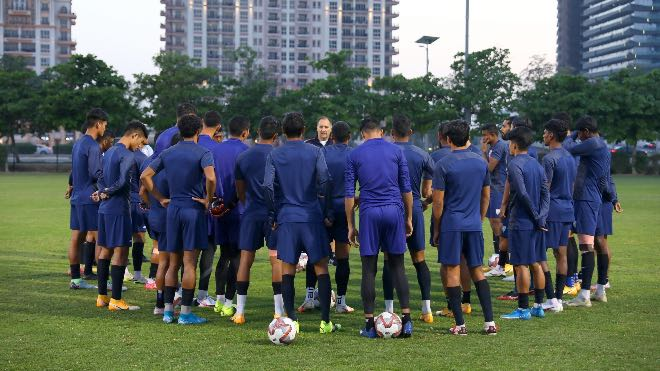 FIFA World Cup Qualifiers: India named 28-member squad, to fly for Doha on May 19