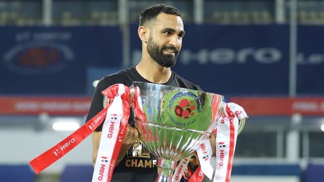 ISL 2021-22: Amrinder Singh leaves Mumbai City FC after five seasons