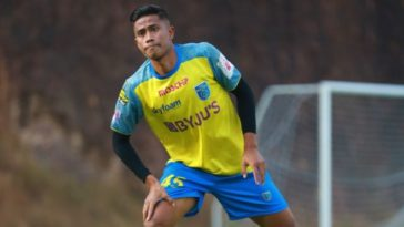 ISL: Denechandra Meitei extends contract with Kerala Blasters FC till 2024