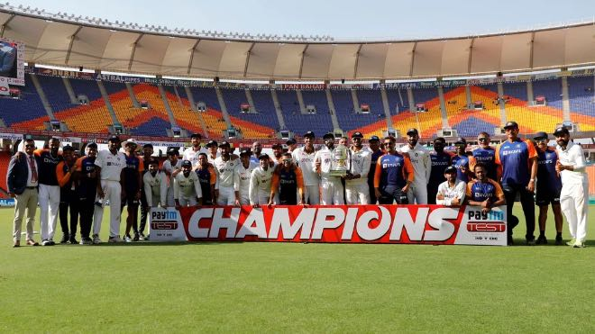 India squad for World Test Championship Final and Test series against England announced