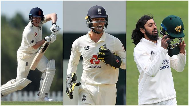 Injured Ben Foakes ruled out of New Zealand Test series; Sam Billings and Haseeb Hameed called-up