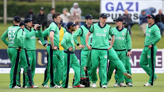 Ireland announces 15-man squad for ODI series against Netherlands
