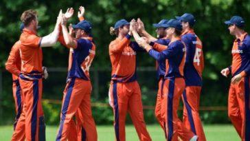 Netherland announces 15-member squad for CWC Super League series against Ireland