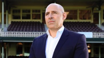 Nick Hockley appointed as Cricket Australia CEO after interim role for a year