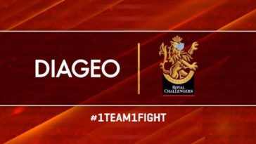 RCB's parent company Diageo pledges Rs 45 crores to India's COVID-19 fight