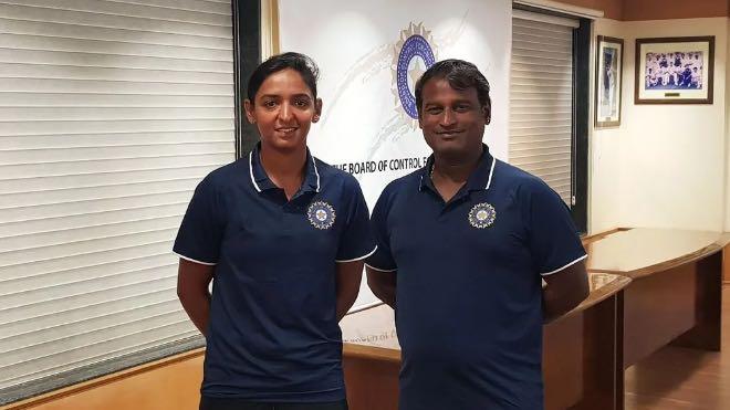 Ramesh Powar reappointed as head coach of Indian Women's Cricket Team