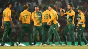 South Africa announce squads for West Indies and Ireland tours; Faf Du Plessis snubbed