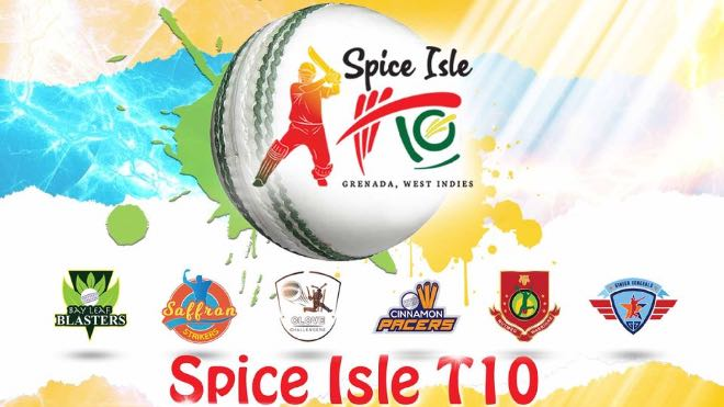 Spice Isle T10 2021 Points Table and Standings