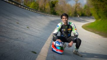 Akhil Rabindra hopes to cash in on Circuit Zandvoort experience in the third round
