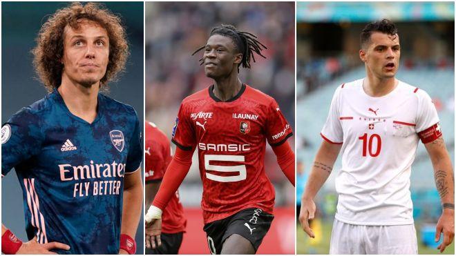 Arsenal have Eduoard Camavinga on their radar; Granit Xhaka and David Luiz set to leave