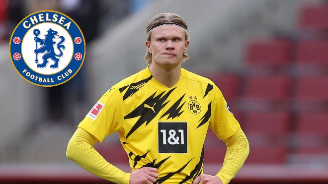 Chelsea agree personal terms with Erling Haaland; Blues handed tough start to Premier League season