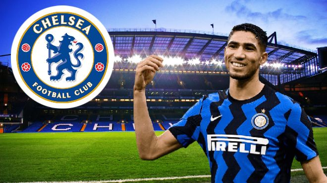 Chelsea are racing ahead towards signing Achraf Hakimi; Marcos Alonso and Zappacosta could be included in exchange deal