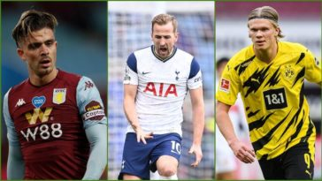 Chelsea ramping up their pursuits for Erling Haaland and Jack Grealish; Manchester City eyes on Harry Kane