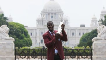 Daren Sammy appointed as a member of the Cricket West Indies Board of Directors