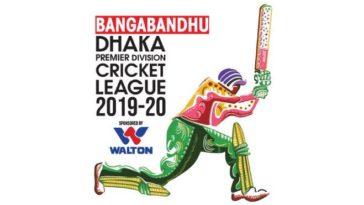 Dhaka Premier League 2021 Points Table: Bangabandhu Dhaka Premier Division T20 Cricket League Standings