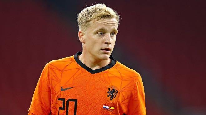 Donny van de Beek pulls out of Netherlands squad