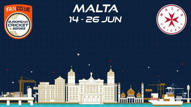 ECS T10 Malta Points Table: ECS T10 League 2021 Standings