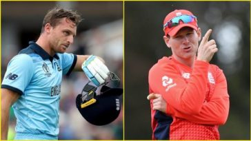 Eoin Morgan and Jos Butler being investigated by ECB for 'mocking' Indians