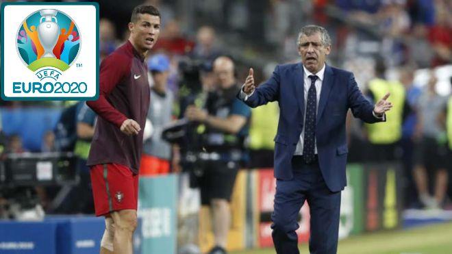 Euro 2020: Portugal coach Fernando Santos is geared up to face Belgium